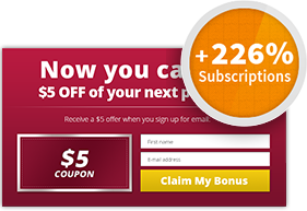 increase subscription rate